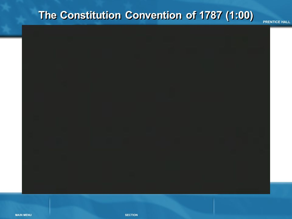 The Constitution Convention of 1787 (1:00)