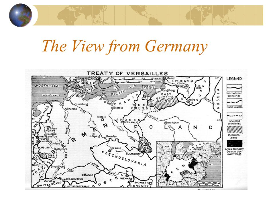 The View from Germany