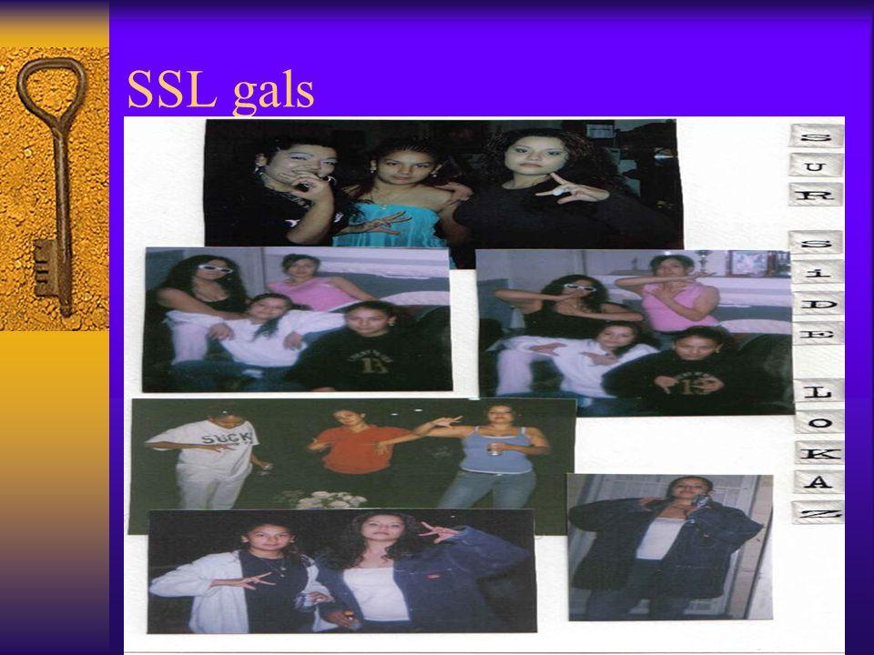SSL gals
