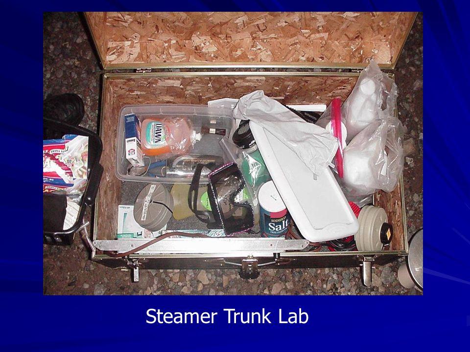 Steamer Trunk Lab