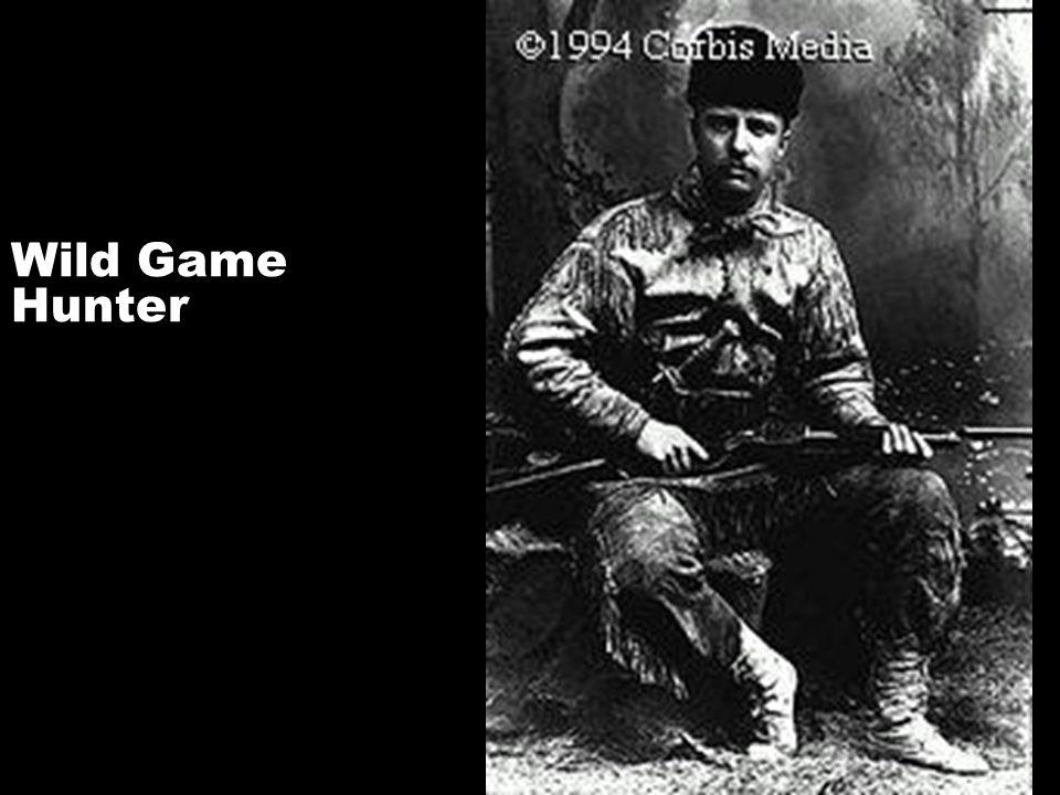 Wild Game Hunter