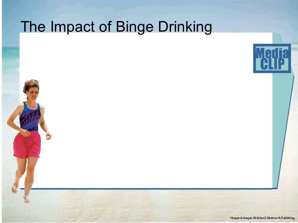 The Impact of Binge Drinking