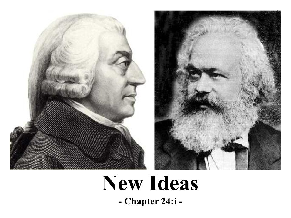 In Marx's view, history was a struggle between the haves and have-nots .