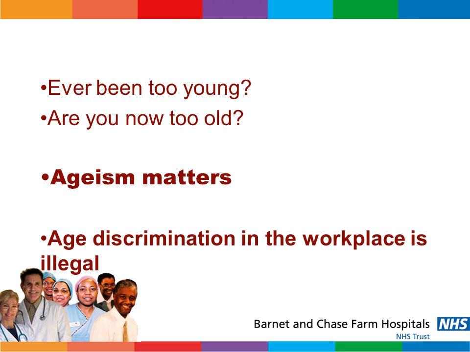 BCF Age Profile – Aug 07