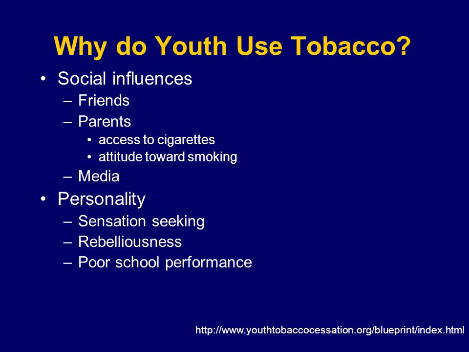 International tobacco issues MPOWER Initiative (WHO) goals –Raise taxes –Outlaw public smoking –Outlaw advertising to children –Fund antismoking advertising campaigns –Offer NRT and cessation assistance www.who.int/tobacco/mpower/en