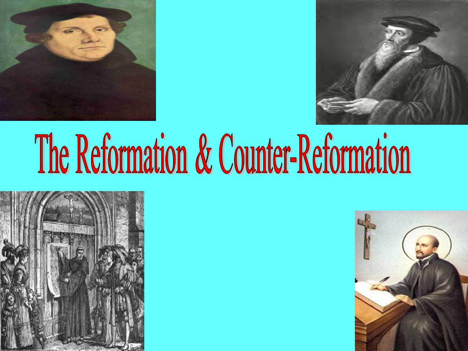 Known as the Catholic Reformation Purpose was to strengthen Catholic Church & keep Catholics from converting to Protestantism Pope approves new religious orders such as the Jesuits Pope Paul III Convenes the Bishops at the Council of Trent redefining the mission of the church Reinforced the Inquisition in Papal territory