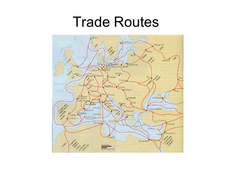 Trade Routes