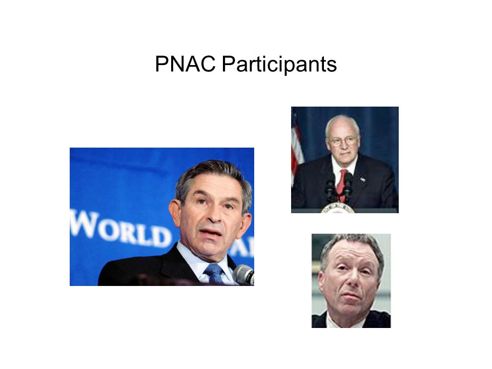 PNAC Participants