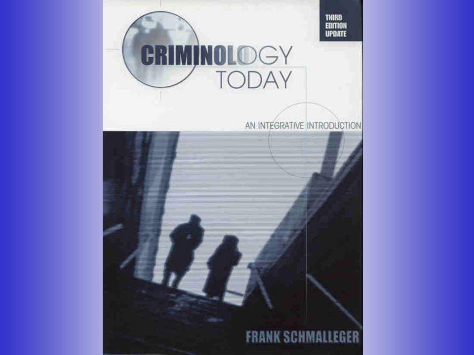 Organized Crime Activities 4. Gangs 5. Terrorism © 2004 Pearson Education, Inc.