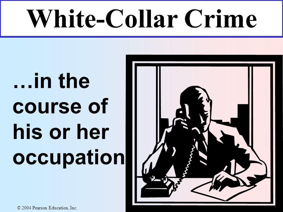Black Mafia Cuban Mafia Haitian Mafia Organized Crime Other organizations © 2004 Pearson Education, Inc.