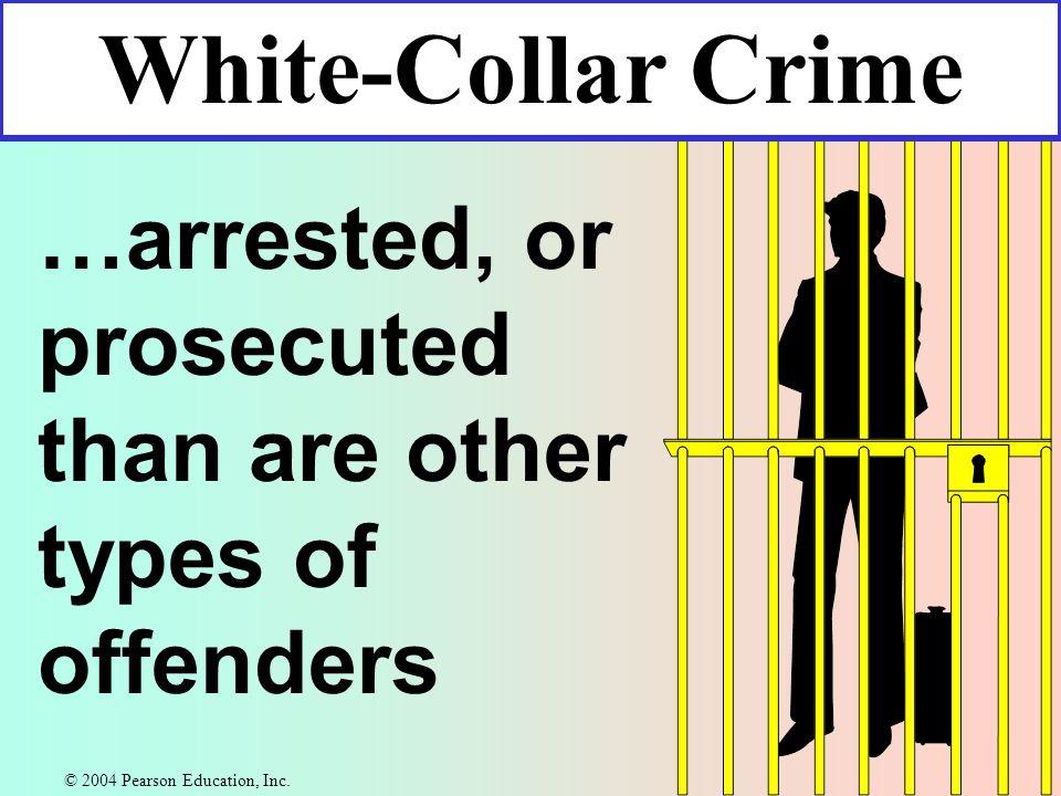 Organized Crime Prohibition Gave organized crime vital financial gains Produced unheralded wealth for the Mafia © 2004 Pearson Education, Inc.