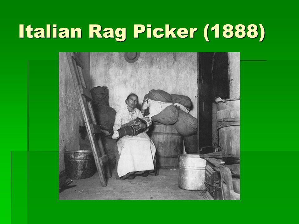 Italian Rag Picker (1888)