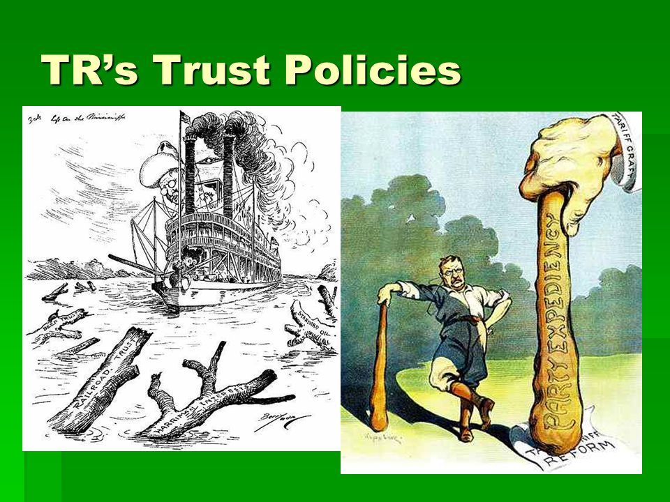 TR's Trust Policies