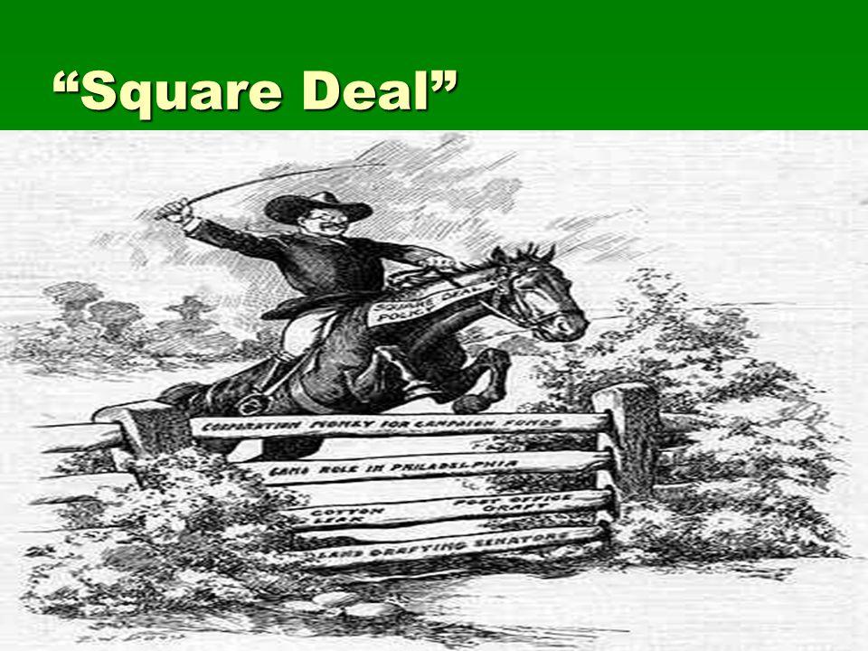 """Square Deal"""