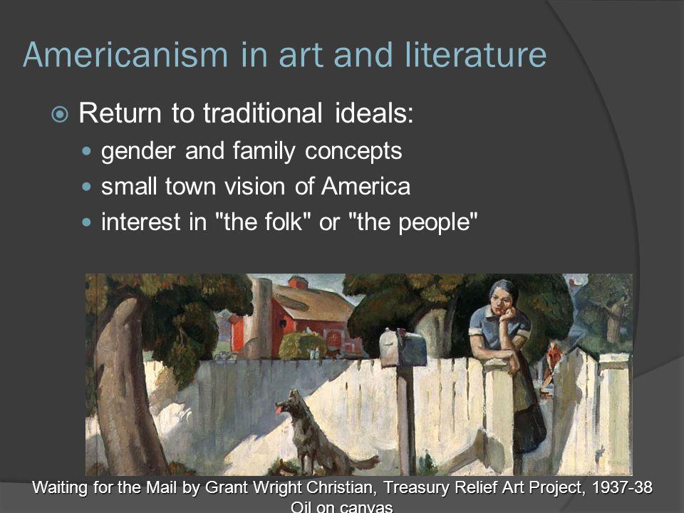Relation between art and politics Break with modernism Break with modernism Representational, populist Representational, populist Often radical Often radical Bad art .