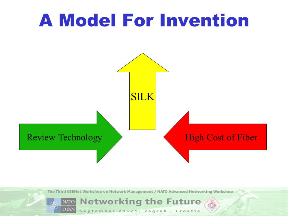 List Positive Motivating Factors –Faster transfer rates for large datasets –Move up to 5 to 10 mbs –Community services –Provide connectivity to k12 –Speed for distance learning (real media) Problems –Last mile -> wireless –High cost of infrastructure (monopolies) –Uncooperative management -> creative hr –Human resources
