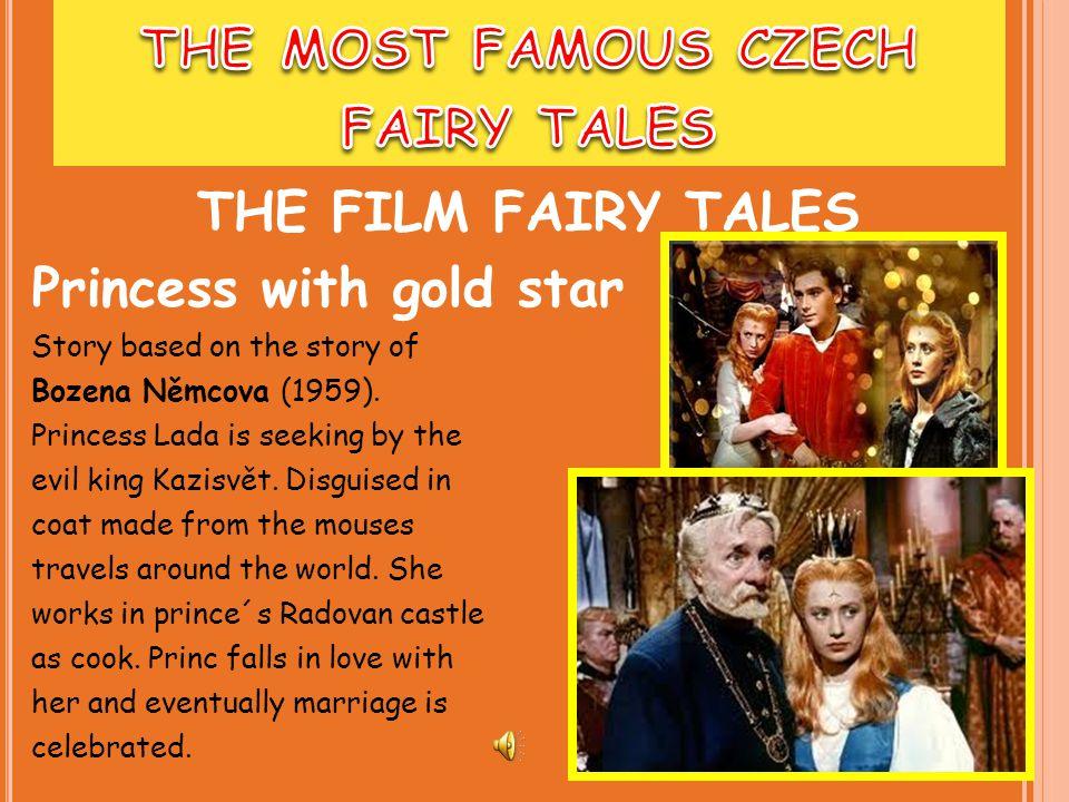 Princess with gold star Story based on the story of Bozena Němcova (1959).