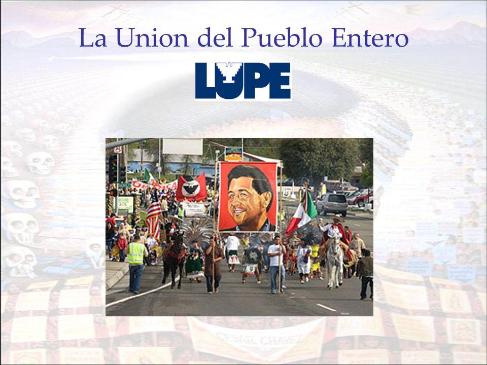 La Union del Pueblo Entero