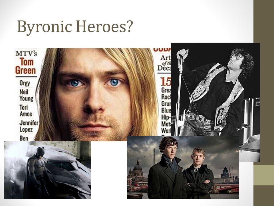 Byronic Heroes?