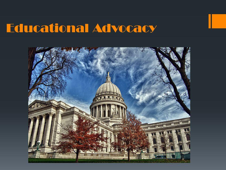Educational Advocacy