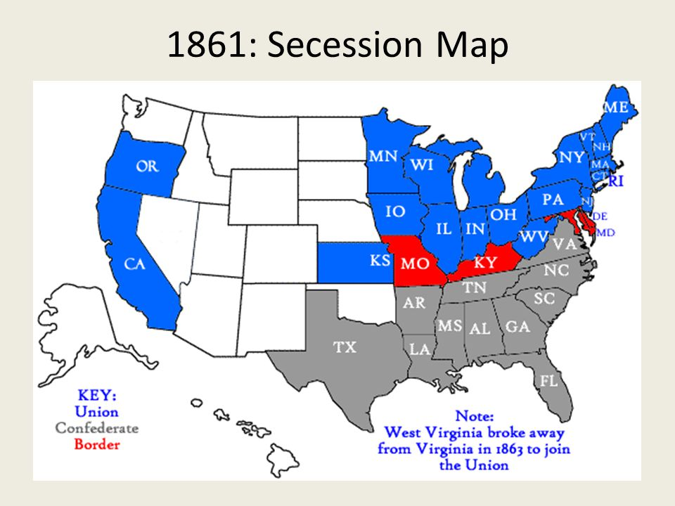 TX officially seceded in 1861 – TX joins the Confederacy At the Secession Convention, Texas's lawmakers voted to secede by a vote of 166 to 8, and the