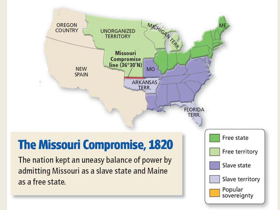 A Deeply Divided America 31,000,000 citizens – 34 states (Minnesota, Oregon, Kansas) – 3,000,000 slaves in South (½ of total pop.) – Blacks born & liv