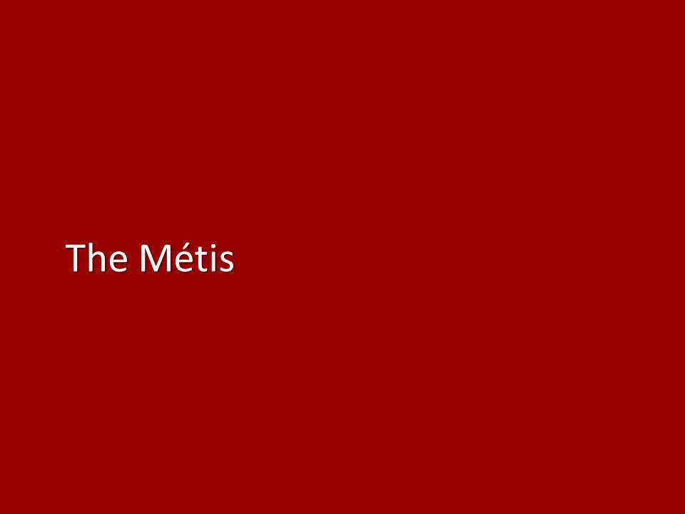 The Métis are one of three Aboriginal groups in Canada originating in the fur trade era, primarily in Western Canada.