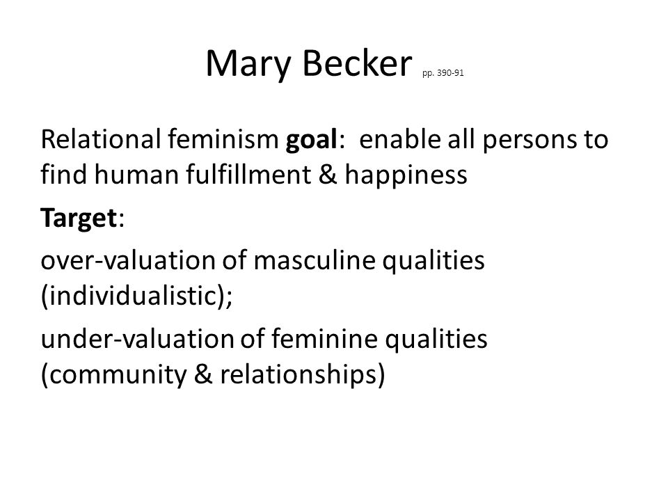 Mary Becker pp.
