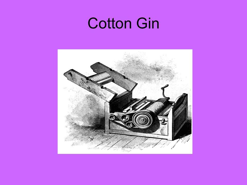 Cotton Gin