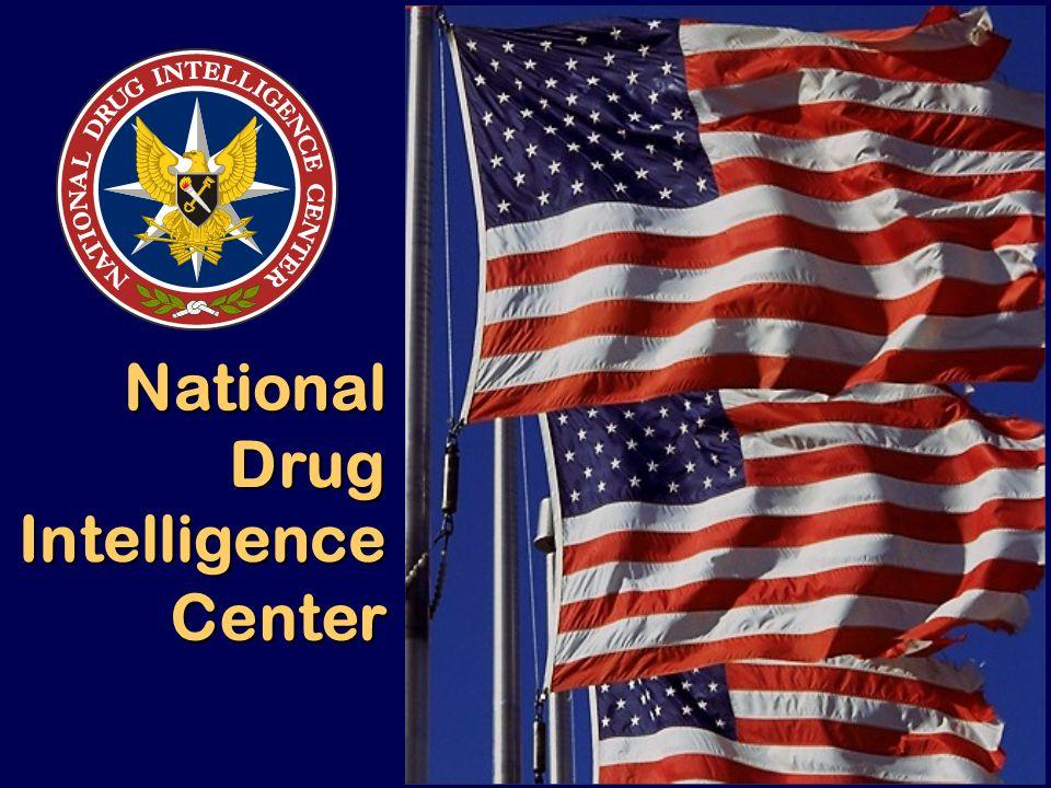 Intelligence National Drug Center