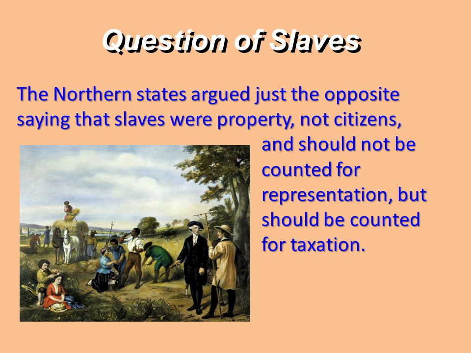 A and B Discuss Why were the Southern states so unwilling to give up their slaves.