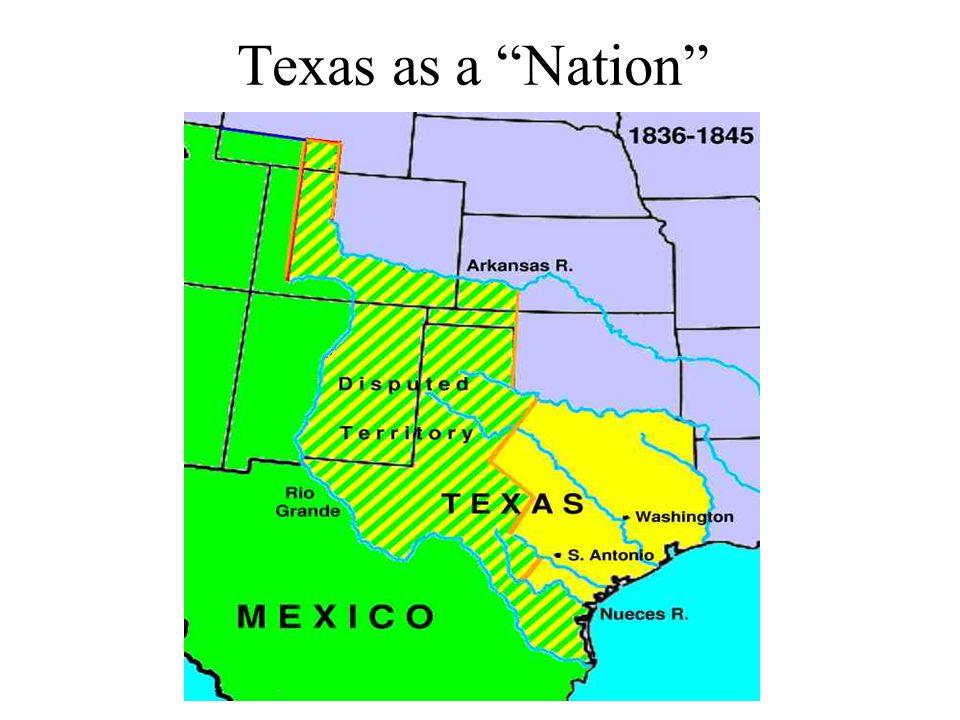 Texas as a Nation