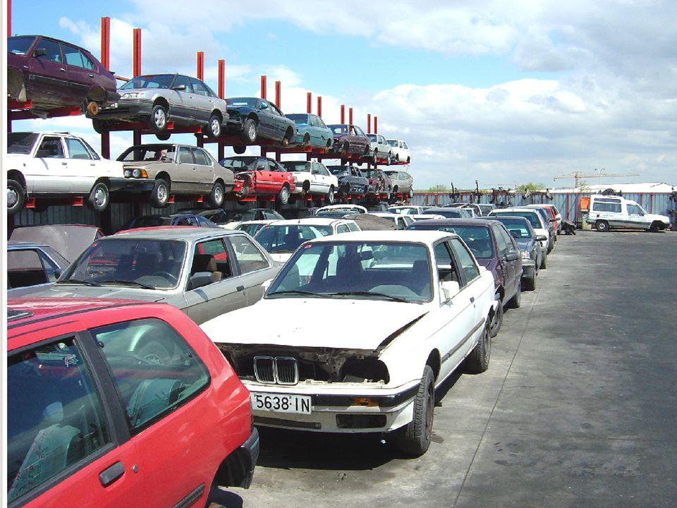 6 SCOPE OF ROYAL DECREE Vehicles in general Vehicles in general Vehicles during its life Vehicles during its life END OF LIFE VEHICLES (ELV) END OF LIFE VEHICLES (ELV) COMPONENTS AND MATERIALS COMPONENTS AND MATERIALS