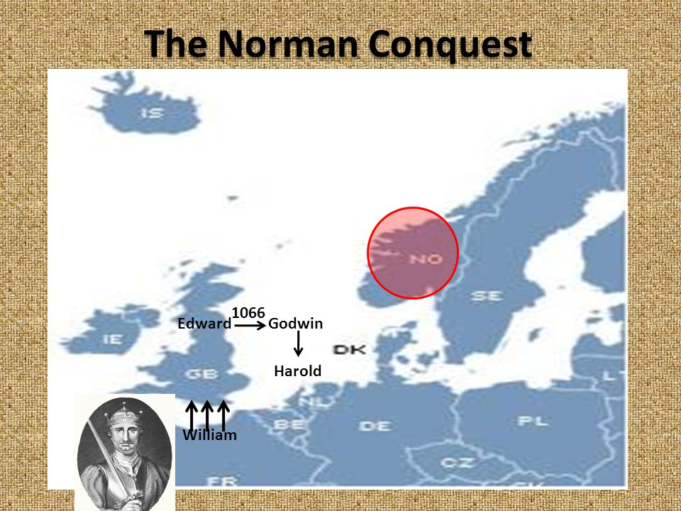 William The Norman Conquest EdwardGodwin Harold 1066