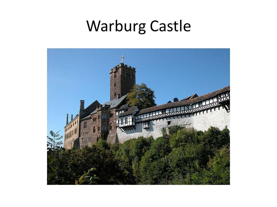 Warburg Castle