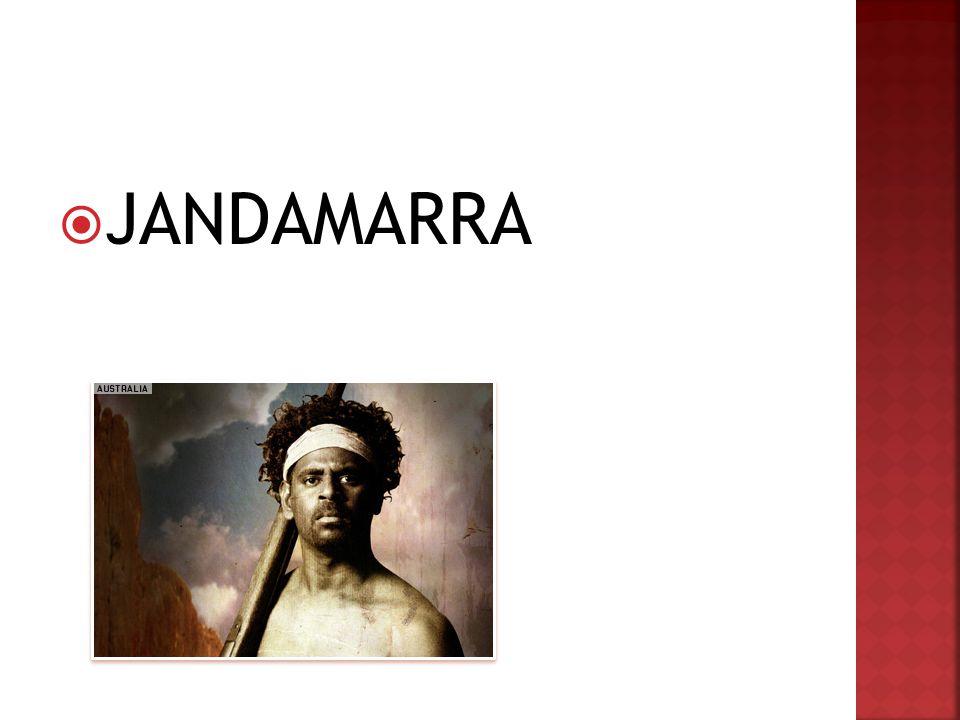  JANDAMARRA