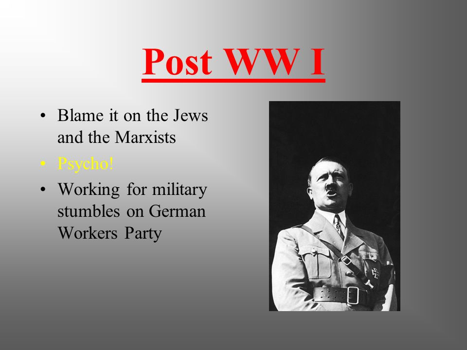 Military Record Was awarded the Iron Cross twice. (5 medals overall) Highest military honor in German Army. Single handedly captured 4 French soldiers