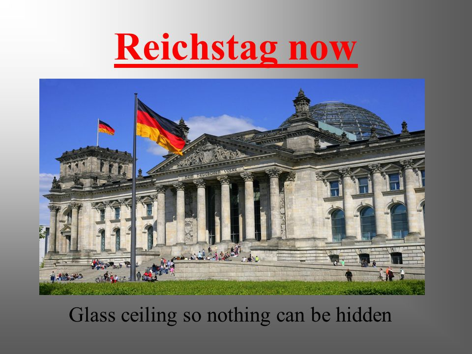 Reichstag Fire It was the communists 'Night of the long knives' Nazi majority, outlaw any opposition 1933