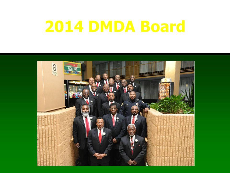 2014 DMDA Board