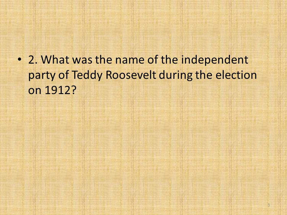23. What was the nickname of the Spanish American War of 1898? 24