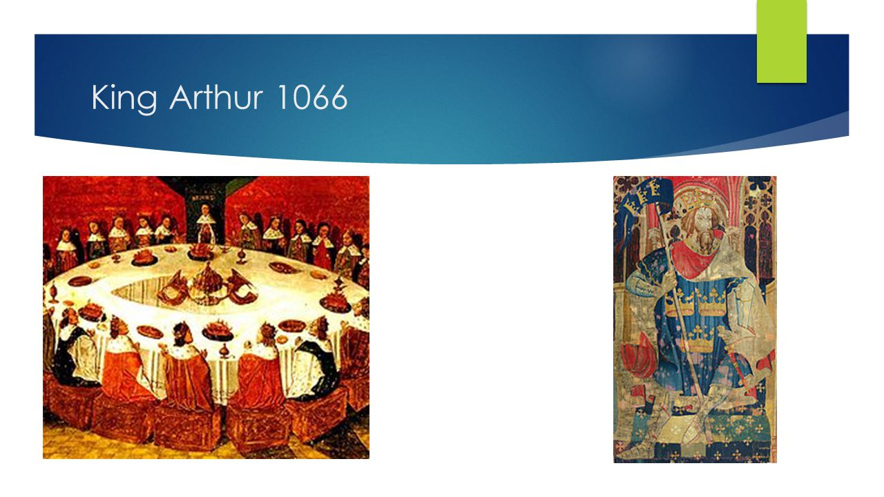 King Arthur 1066