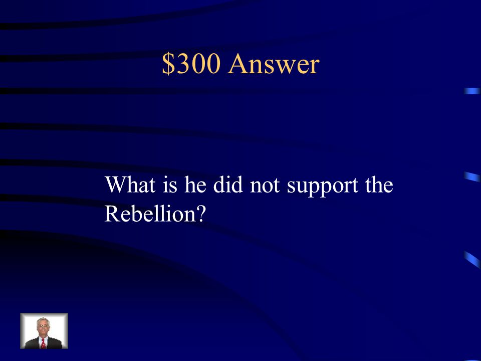 $300 Question from Counter Reformation This was Martin Luther's Response to a Peasant Rebellion