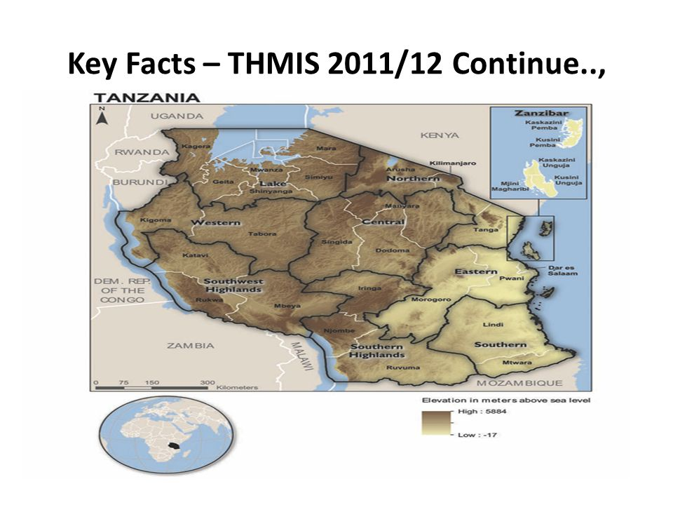 Key Facts – THMIS 2011/12 Continue..,