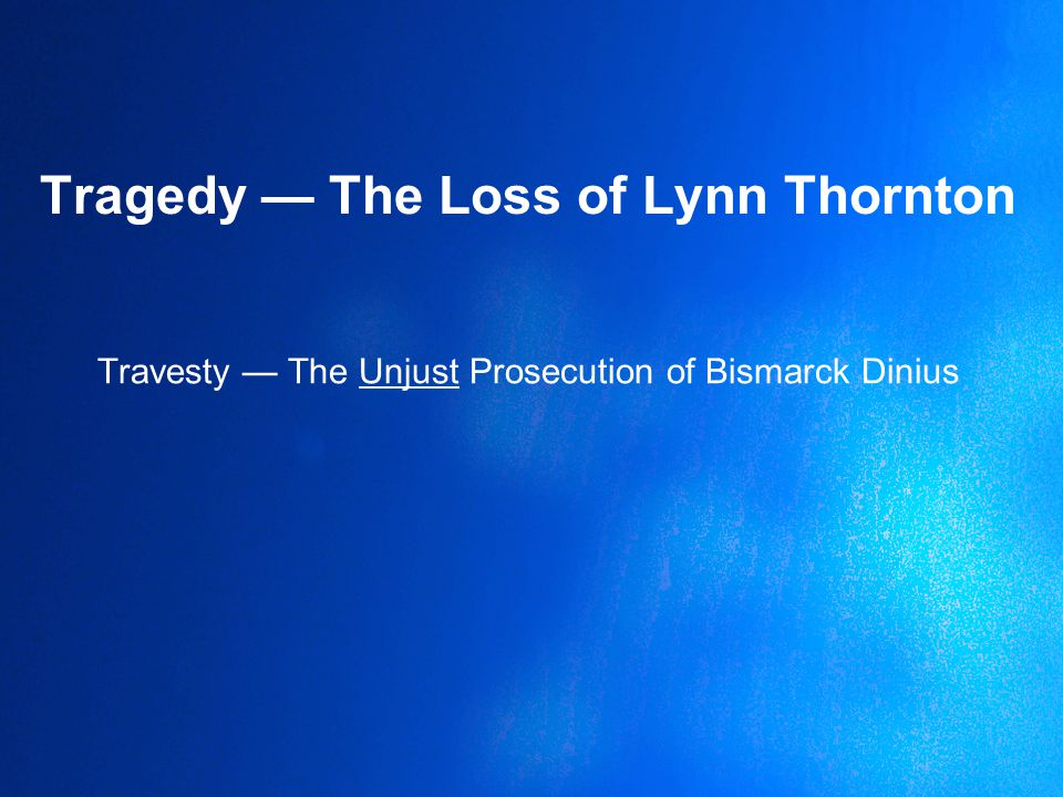 Introduction Closing Argument Themes ▪The Investigation of the LCSO & LCDA ▸ Bias ▸ Corruption ▸ Incompetence ▪Russell Perdock Is a Liar ▪The Role of the Jury ▪Boating Rules ▪The Charges — Mr.