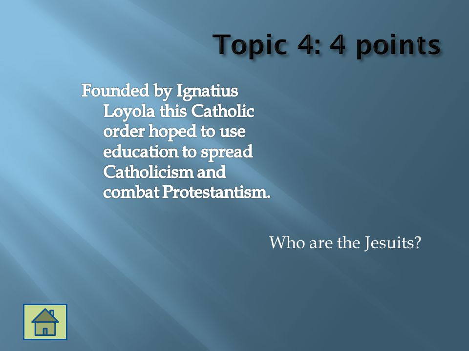 Who are the Jesuits
