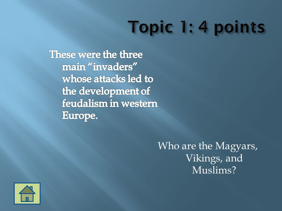 Who are the Magyars, Vikings, and Muslims?