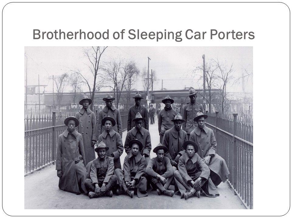 Brotherhood of Sleeping Car Porters