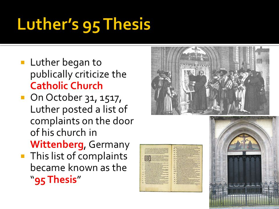  In Germany, priests, nobles, and ordinary people rallied behind Luther's ideas.
