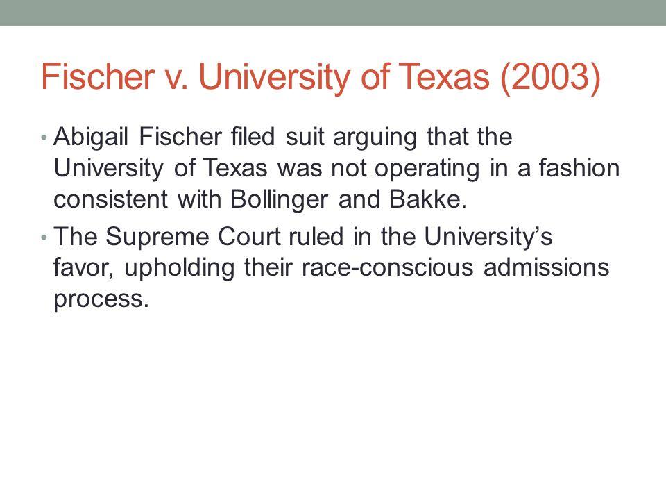 Fischer v.