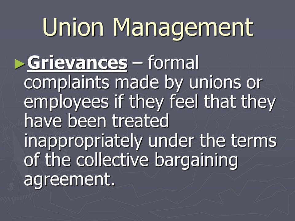Important Labor Laws ► The Labor-Management Reporting and Disclosure Act of 1959 – Law sought to improve democratic procedures and reduce corruption within unions.